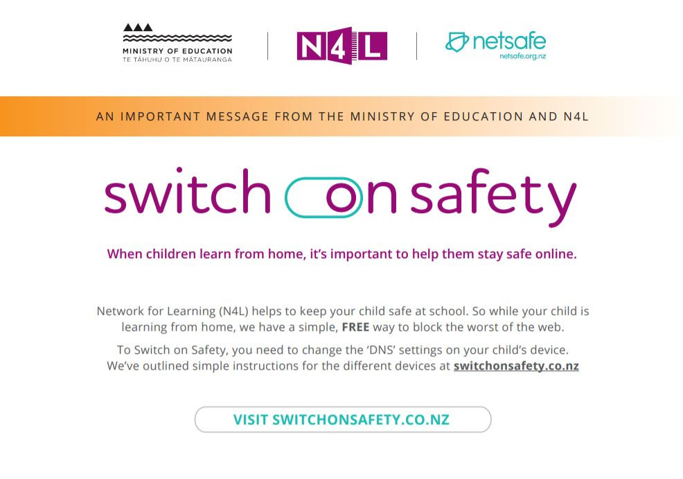 Switch On Safety Filter